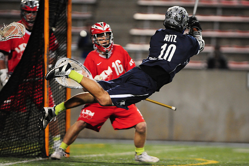 Inside Lacrosse, Jan 2010