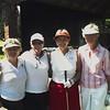 Jean, Carol, Lynne, Ruthie