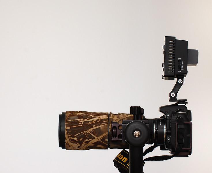 litepanel(camera side)