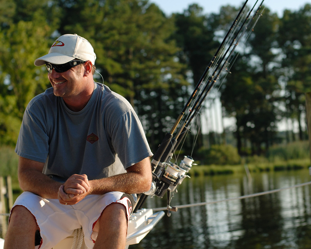 """Capt. Scotty Peters.... """"what happens on the boat stays on the boat"""""""