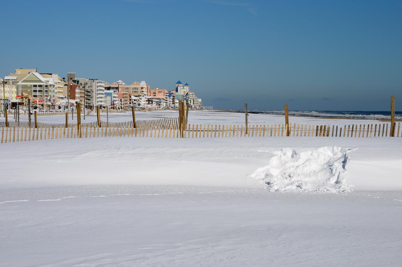 Snow Angel on the beach......
