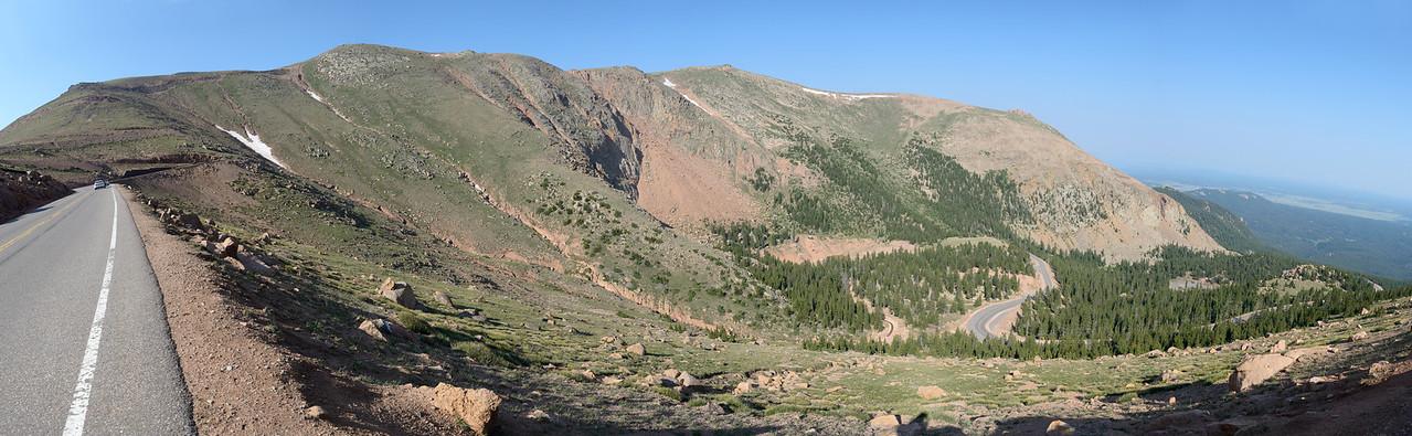 Pikes Peak Pano