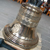 Armenians living in Russia donated this 200-pound bell to St. Giragos Church.