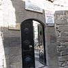 The gate to St. Giragos Church in  Diarbekir (Dikranagert).
