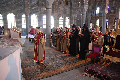Pilgrimage to Historic Armenia, Day 6, September 11, 2012