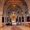 The interior of St. Giragos Church.