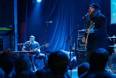 Pinback performs at the Gothic Theatre on Jan. 27, 2013. Photos by Nic Turiciano, heyreverb.com.