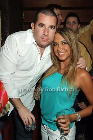 Ron Berk, Samantha Cole photo by Rob Rich © 2008 516-676-3939 robwayne1@aol.com