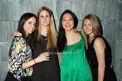 Sue Leona, Megan Polcha, Karen Lee, Jessica Froats photo by Rob Rich © 2008 516-676-3939 robwayne1@aol.com