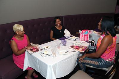 2nd Annual Pink-A-Licious Party - Bellisima Stuidos at Purple Rain, Atlanta, GA USA 2012
