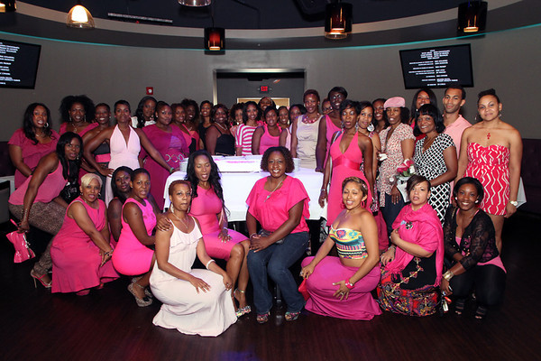 2nd Annual Pink-A-Licious Party - Bellisima Stuidos at Purple Rain, Atlanta, GA USA 2012