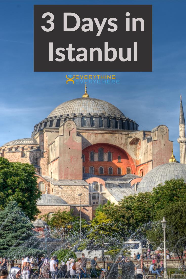 Istanbul - Pinterest Image