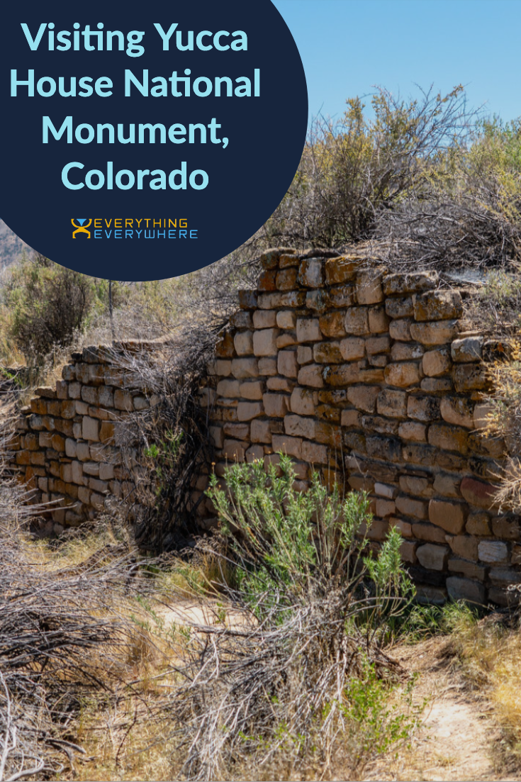 How to Visit Yucca House National Monument, Colorado