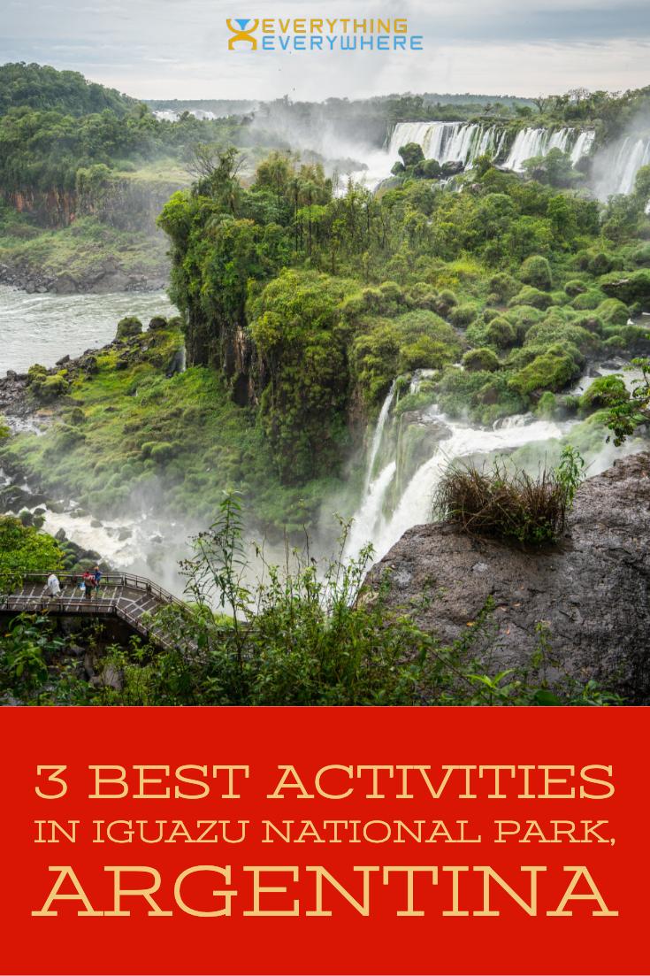 Iguazu Falls Pinterest