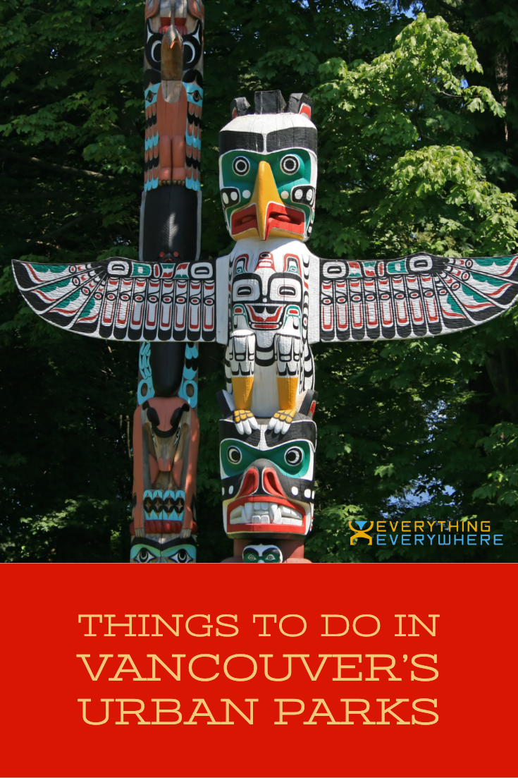 Best Things to Do in Vancouver Parks