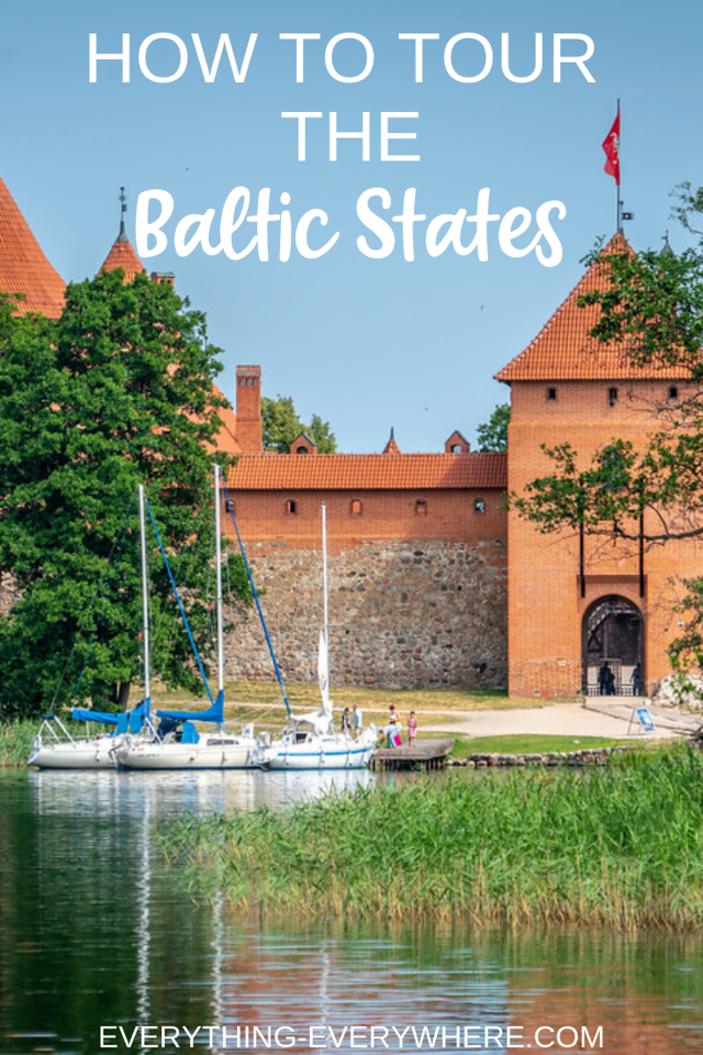 Tour the Baltic States