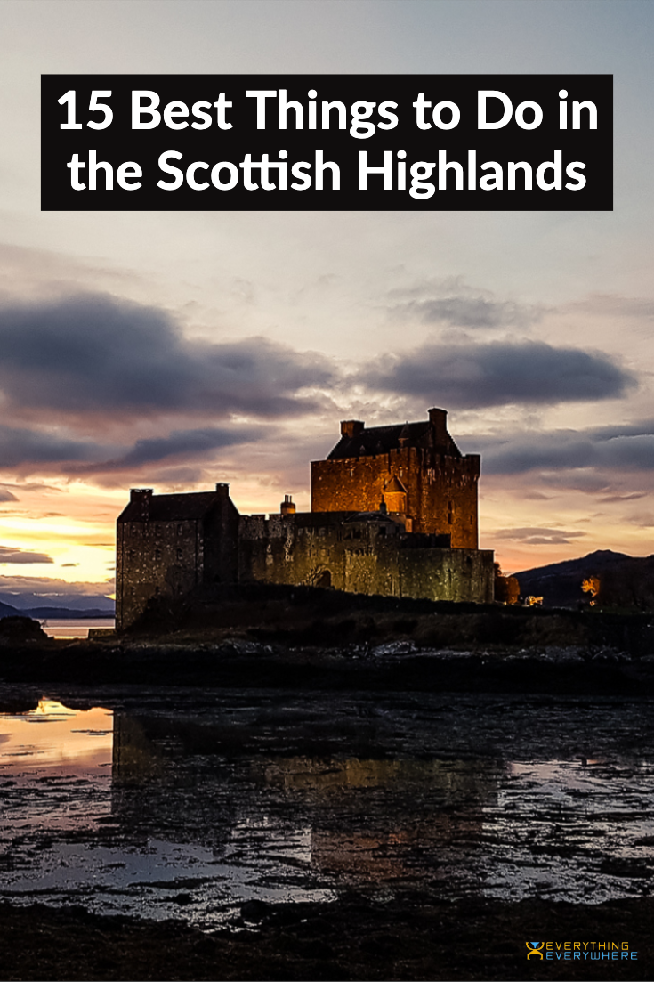Things to do in Scottish Highlands - Pinterest