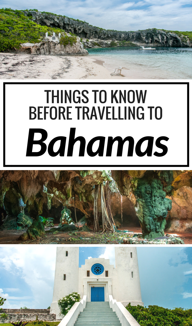 Travel to the Bahamas
