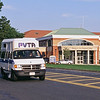 PVTA Van at WNEC