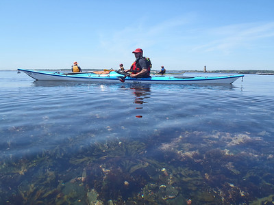 Piscataqua R., Kittery Point, White Island Reef, Little Harbor... NSK 6/10/2012