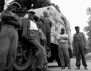 Pittsburgh Garbage Men 1967