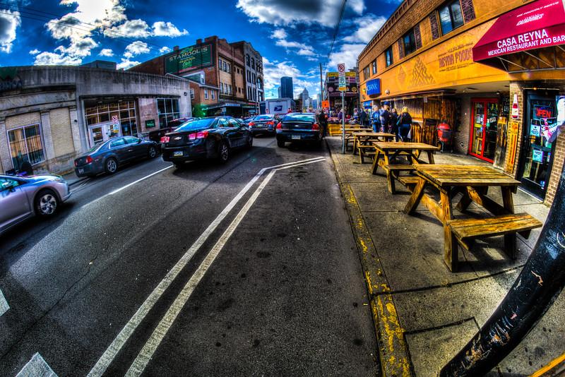 Strip District, Pittsburgh PA