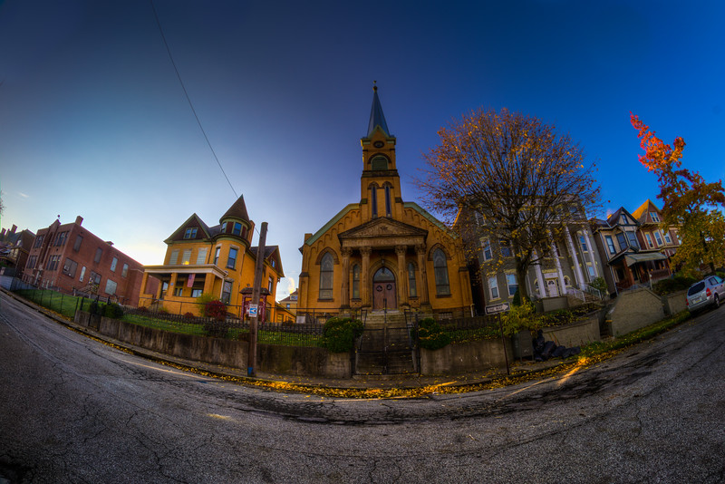 Hungarian Church, Homestead, Pittsburgh