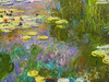 Part of a Monet, mural-sized.