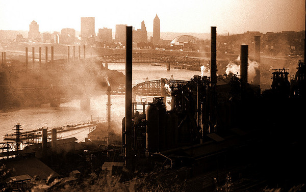 Pittsburgh's Urban Landscape