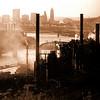 J&L Steel Mill Pittsburgh 1967