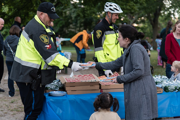 Pizza with Police at the Park 2019_ERF4472