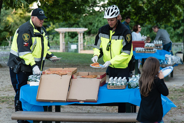 Pizza with Police at the Park 2019_ERF4458