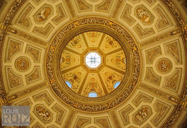 Kunsthistorisches cupola
