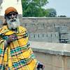 Elderly man India