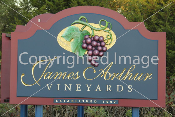James Arthur Vineyard