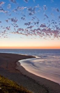 Mandurah - Twilight over Blue Bay