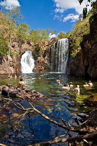 Florence Falls, Litchfield National Park, NT, Australia