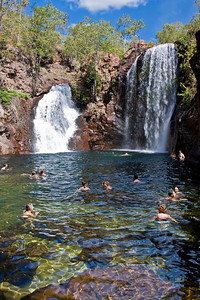 Florence Fall, Litchfield National Park, NT, Australia