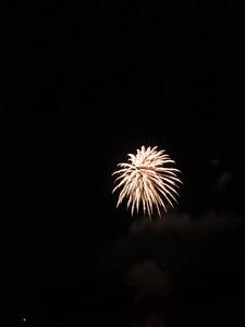 Plainfield Fireworks 8/13