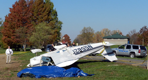 Plane Crash, October 24, 2012