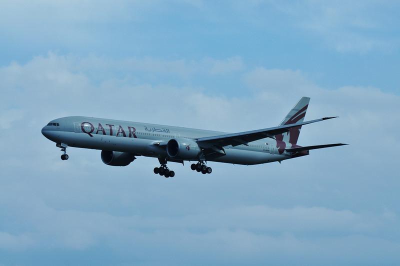 Qutar Airline Boeing 777
