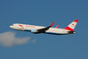 Here I have some pictures of this Austrian Airlines Boeing 767 headed for Vienna.