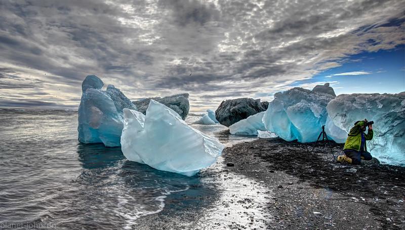 Glacial Photographer