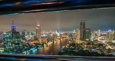 Bangkok City Lights