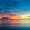 Sun Sets on Fiji