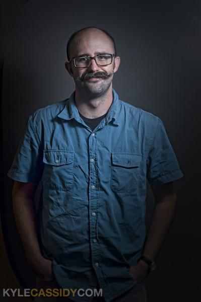 Marcus Piquette, LASP, University of Colorado
