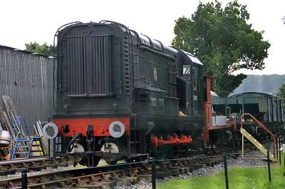 Class 08 13002 (D3002)  29/08/15.