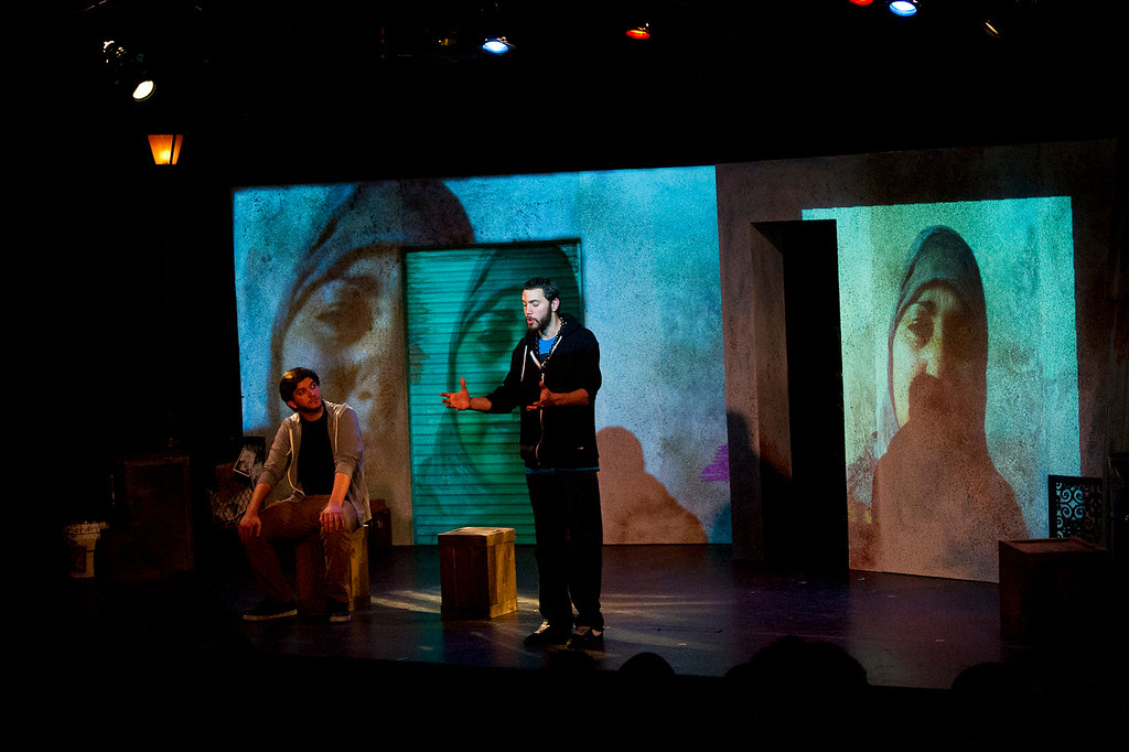 Poetic Portraits of a Revolution (live theater)