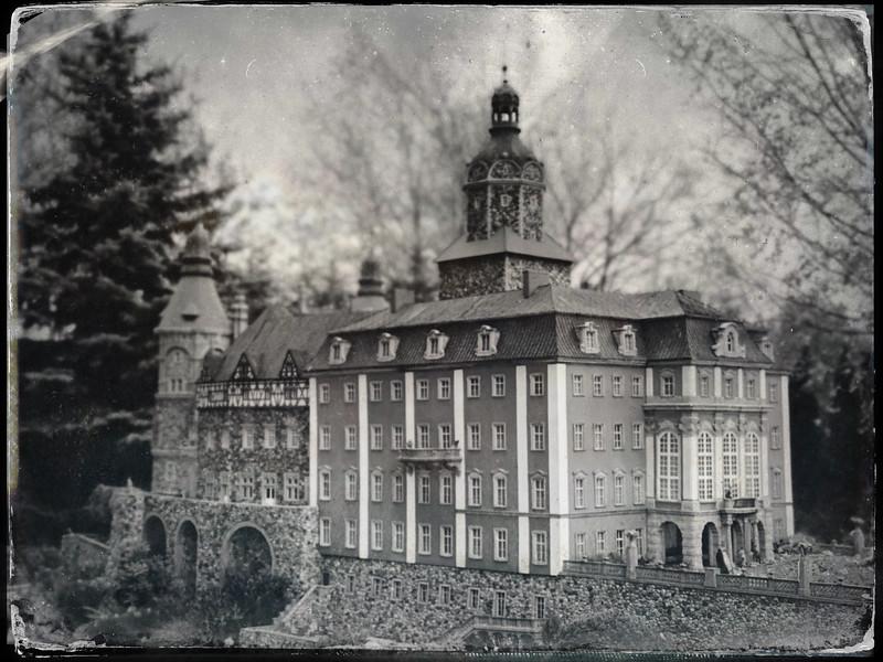 (Mini) Ksiaz Castle