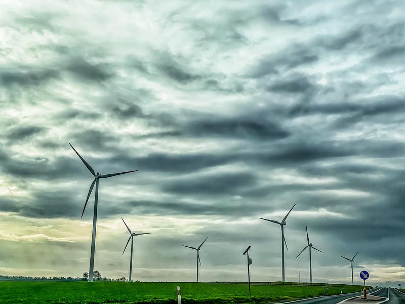 Wind Trubines